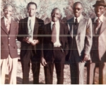 Portis Brothers; Monzie, Elroy, J. C., Gus & Lonzie
