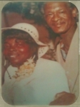Adonis Sr. and Doris Nelson Jenkins, Doris daughter of T.K.and Mamie Jones Nelson